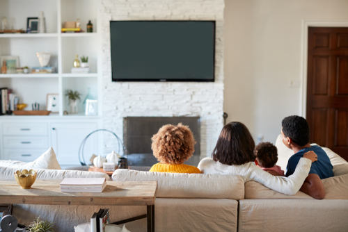 Turn to the TV advertising pros